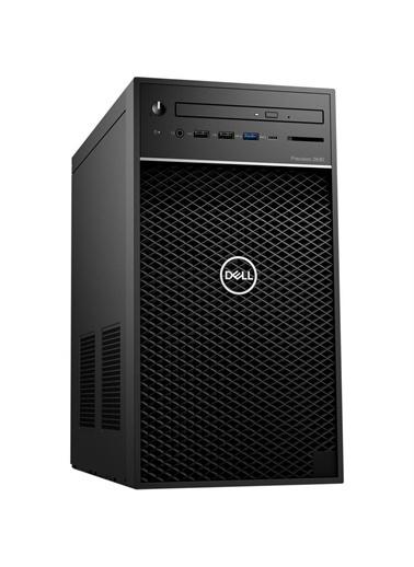 Dell Dell Precision T3640 TKNT3640RKS50A16 W-1250 64GB 512SSD P1000 W10P Masaüstü İş İstasyonu Renkli